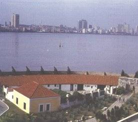 Habana's view from the lighthouse